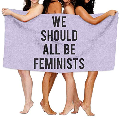 Toalla We Should All Be Feminists