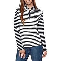 Joules Women's Fairdale Sweatshirt - Creme Stripe