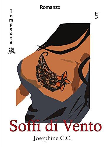 Soffi di Vento (serie Tempeste Vol. 5) (Italian Edition) book cover