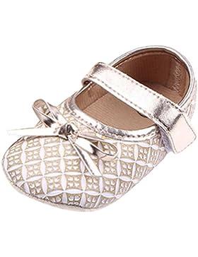 Eozy Babyschhe Mädchen Festlich Schuhe Lauflernschuhe Taufschuhe