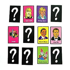 Obama Llama: The Celebrity Rhyming Board Game from Big Potato