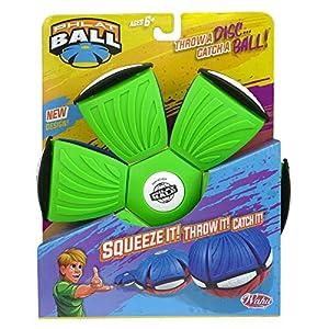 Goliath - Phlat Ball, lanzalo y se convierte en pelota (surtido: colores aleatorios)
