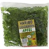 Haribo Goldbären Apfel sortenrein