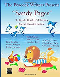 Sandy Pages: The Peacock Writers Present: Volume 8 by Paula Shene (2015-07-12)