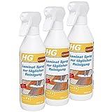 HG laminato Spray per la pulizia quotidiana Confezione da (3X 500ML)