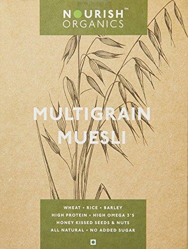 Nourish Organics Multigrain Muesli, 300g G