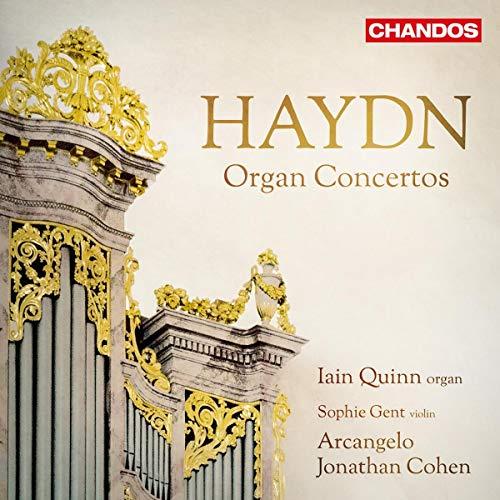 Haydn: Orgelkonzerte Hob. XVIII: 1, 2 & 6