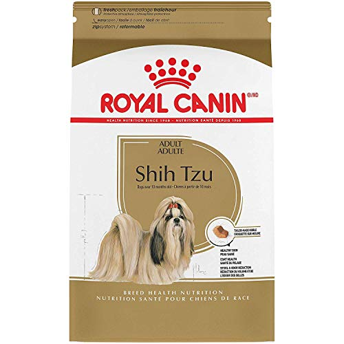 ROYAL CANIN Shih Tzu Adult 7,5 kg, 1er Pack (1 x 7.5 - Plus Canin 7 Royal