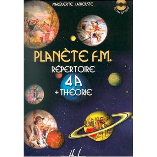 Planète FM : 4A répertoire et theorie