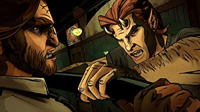 The Wolf Among Us by Avanquest Software