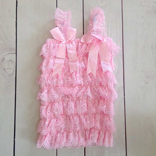 Robe dentelle shooting photo girly, taille 0/3 mois