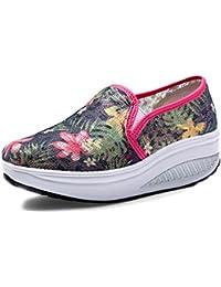 SHREEJI - Zapatillas de Otro Material para mujer, color gris, talla 39