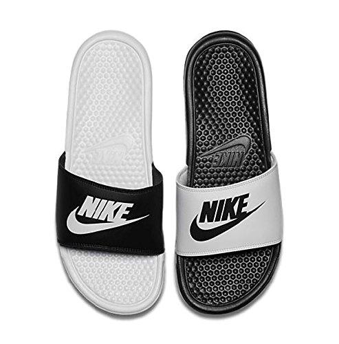 Nike 0886691982531 Benassi Black Flip Flops Slippers - Best Price in ... 33574043d