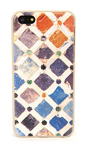Tucano Delikatessen Mouse Mat with Mosaic Creative Case For iPhone 5C-Multi