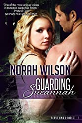 Guarding Suzannah (Serve and Protect Series Book 1) (English Edition)