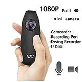 Hangang Mini Kamera Mini Camera Small Camera Hidden Camera DV Loop Video Diktiergerät HD 1080P Full HD Wireless Mini Stift Kamera Audio Video Auto Recorder Motion Detection DV DVR Camcorder