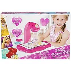 SAMBRO Princesas Disney Proyector Portátil Infantil Color Rosa DSP13-Y17-4538