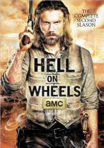 Hell on Wheels: The Complete Second Season [DVD] [2011] [Region 1] [US Import] [NTSC]