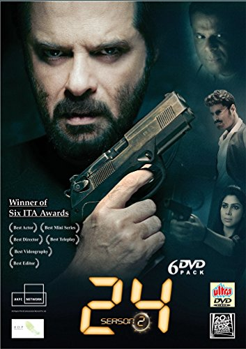 24 Season 2 (Pack of 6 DVD)