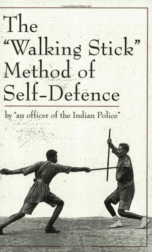 Walking Stick -  Method of Self-Defence