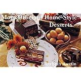 More Delicious Home-Style Desserts (Grandma's Recipes Book 5) (English Edition)