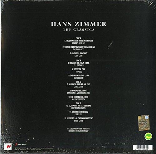 Hans Zimmer - The Classics [2 LP]