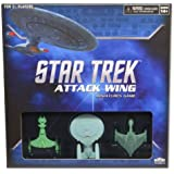 Star Trek Attack Wing Miniatures Game Starter