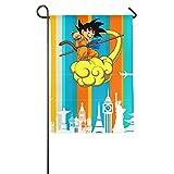 Invader Zim Garden Flags, Dragon Ball Son Goku