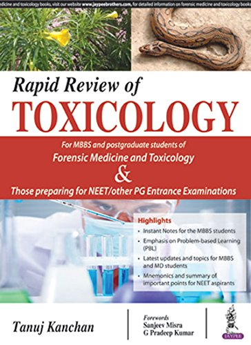 Rapid Review of Toxicology