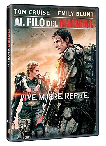 Al Filo Del Mañana [Blu-ray] 51Gzs 2BMEHYL
