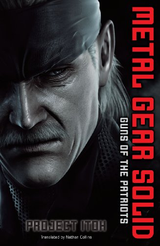 Metal Gear Solid: Guns of the Patriot (English Edition ...