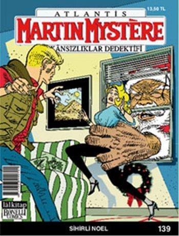 Martin Mystere Sayi - 139