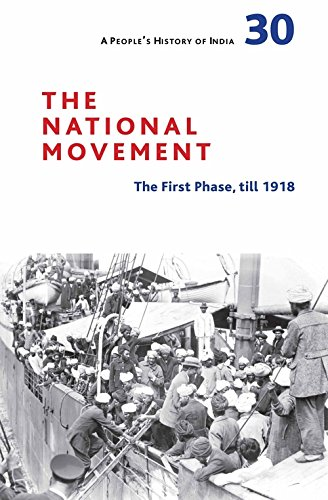 A People`s History of India 30 – The National Movement – The First Phase, till 1918