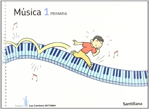 MUSICA + CD 1 PRIMARIA - 9788468001180