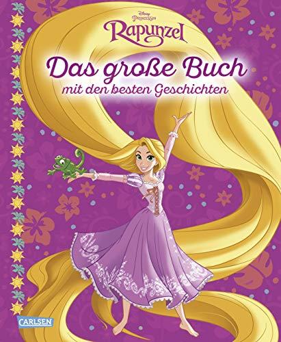 Disney Rapunzel - Das große Buch - mit den besten Geschichten