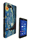 905 - Vincent Van Gogh Starry Night Design Sony Xperia Z1