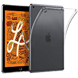 EasyAcc iPad Mini 5 Hülle Case, Ultra Dünn Clear Transparent Tablet Cover Soft Premium-TPU...