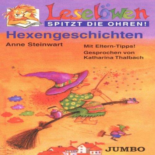 Leselöwen-Hexengeschichten [Musikkassette]