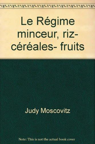 le-regime-minceur-riz-cereales-fruits