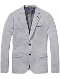 Scotch & Soda Herren Blazer classic knitted 139395