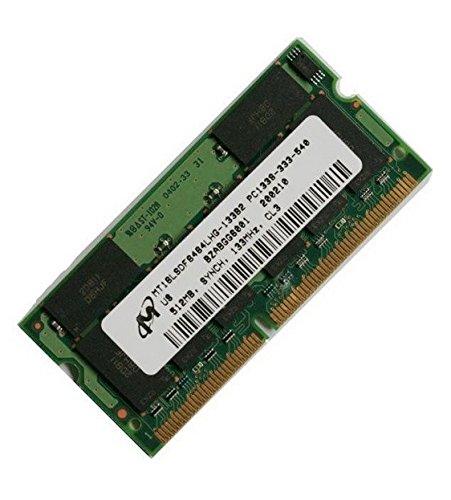 133 Mhz Notebook Speicher (512Mb 133Mhz Speicher SDRam für Notebook + Apple Imac + Ibook G3, G4)