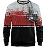 Blowhammer - Sudadera Hombre - ChiPed Red SW