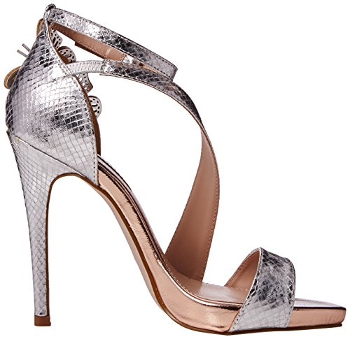 Miss KG Damen Giselle Pumps Beige (METAL COMB)
