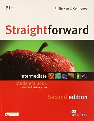 Straightforward Intermediate Level: Student's Book + Webcode by Philip Kerr (2012-01-03)