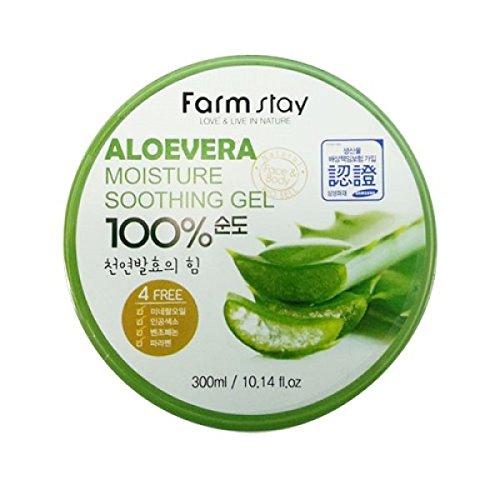 farm-stay-xxl-aloe-vera-moisture-soothing-gel-per-gli-uomini-e-le-donne-300-ml-100-aloe-vera-crema-c