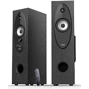 F&D T-30X 2.0 Floor Standing Bluetooth Speakers