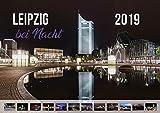 Kalender Leipzig 2019 in einem tollen Licht (Bildkalender, Wandkalender, Fotokalender, DIN A3, Querformat, Geschenk, Präsent, Kleine Aufmerksamkeit)