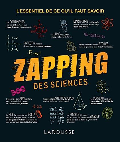 Le zapping des sciences par IVAN KIRIOW