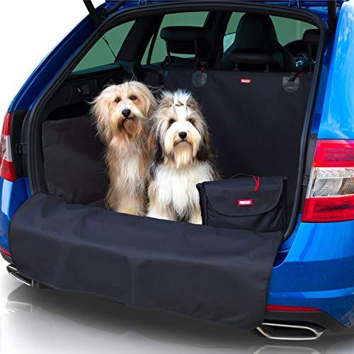 Passgenaues SET Fußmatten und Kofferraumwanne VW Passat Variant ab 2005