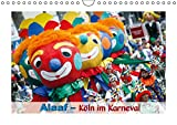 Alaaf – Köln im Karneval (Wandkalender 2015 DIN A4 quer): In Kölle jebützt (Monatskalender, 14 Seiten)